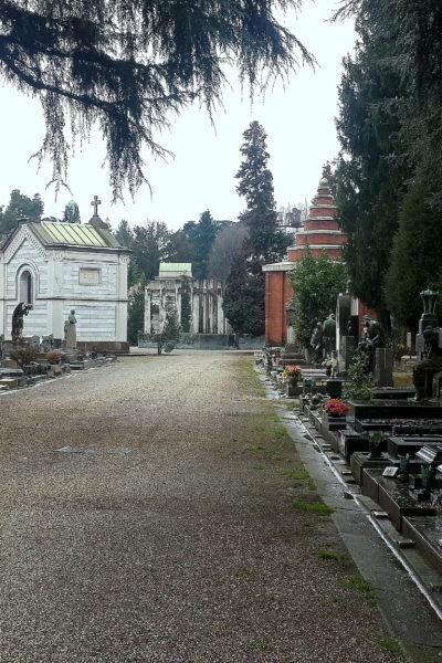 Блог Кати Осиной. Прогулка по кладбищу Cimitero Monumentale