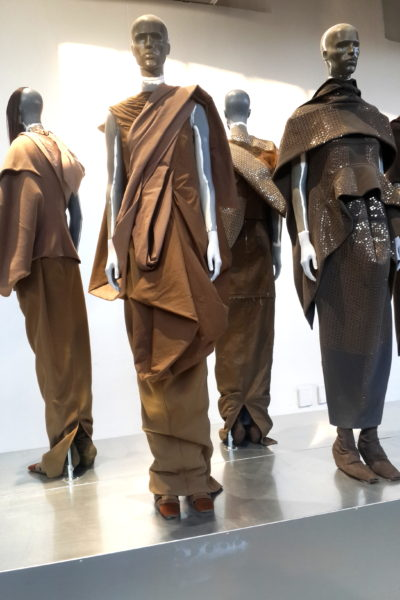 Блог Кати Осиной. Выставка Рика Оуэнса в Милане
