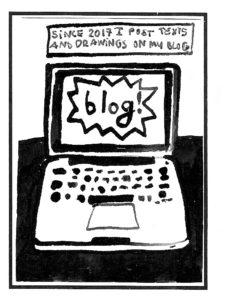 Блог Кати Осиной. Портфолио. Мой первый комикс.