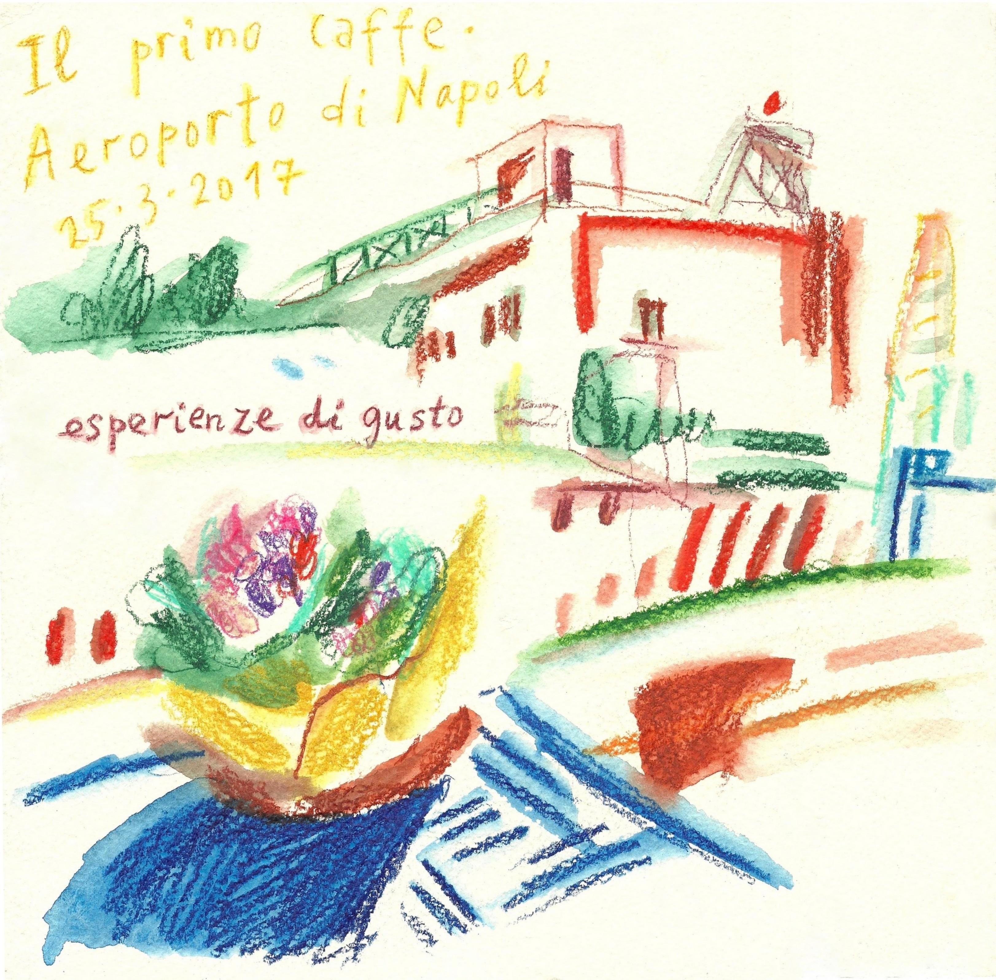 Блог Кати Осиной. Италия. Неаполь (2017)