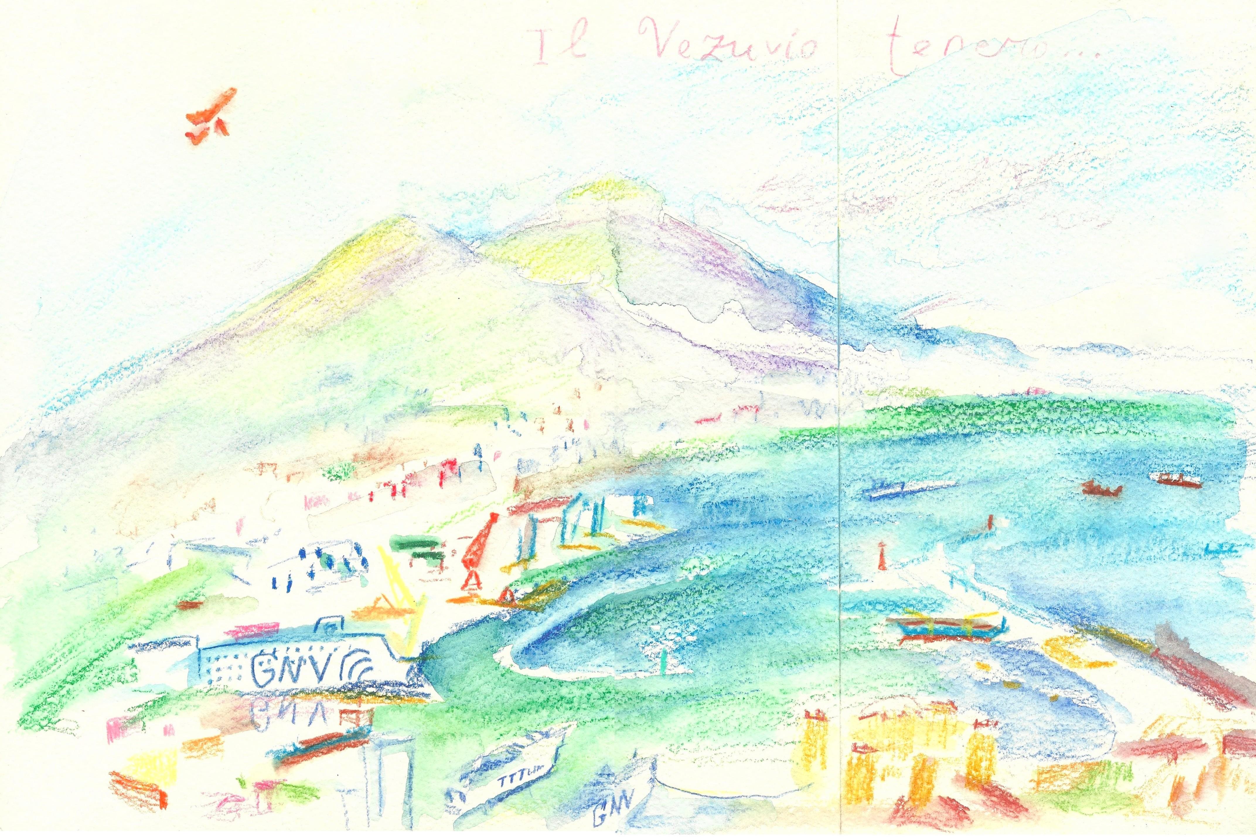 Блог Кати Осиной. Италия. Неаполь. Альбом первый (2017)