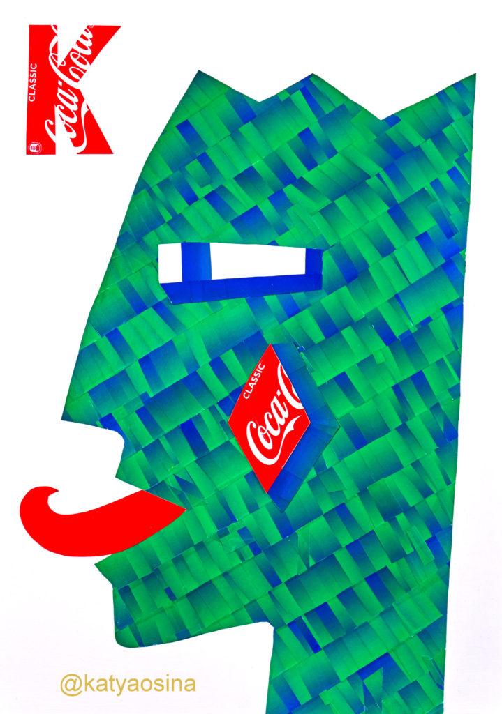Блог Кати Осиной. Рисунки из путешествий. Как я сделала заказ для компании Coca-cola HBC Россия