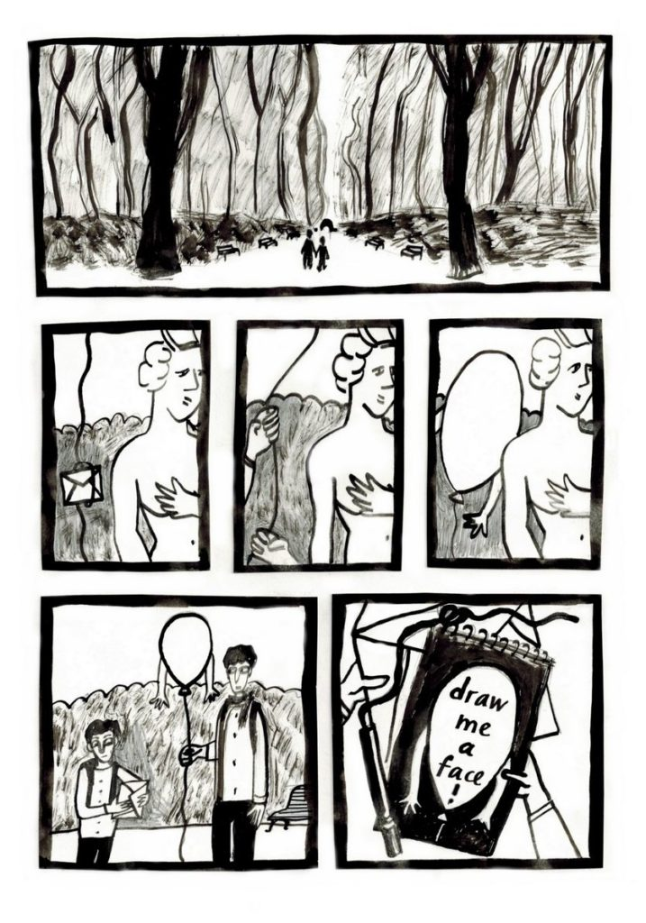 Блог Кати Осиной. Рисунки из путешествий. Моя финальная работа на курсе комиксов